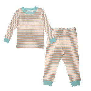 306cd49c9d Under the Nile Pajamas - Under The Nile Organic Cotton Baby Long Johns PJ s